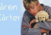 Aaron Carter Background Celebrities HD Wallpapers - Aaron Carter Background