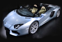 Lamborghini Aventador Roadster 2014 Cars HD Wallpapers - Lamborghini Aventador Roadster 2014