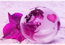World Pink Love 3D HD Wallpapers - World Pink Love