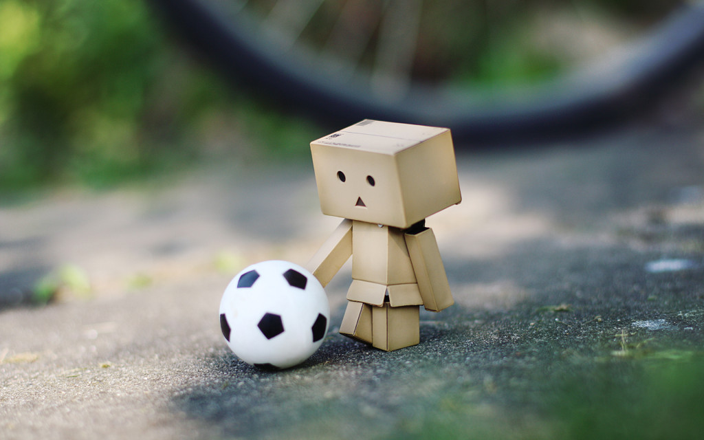 Danbo Football Wallpaper 3D HD Wallpapers - Danbo Football Wallpaper