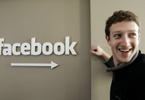 Mark Zuckerberg Facebook Celebrities HD Wallpapers - Mark Zuckerberg Facebook