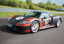 Porsche 918 Spyder Cars HD Wallpapers - Porsche 918 Spyder