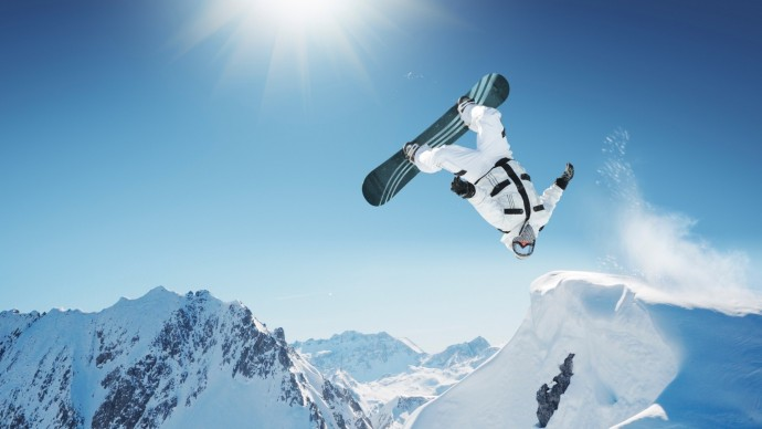 Winter Extreme Sports Sports HD Wallpapers - Winter Extreme Sports