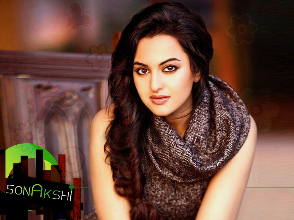 Sonakshi Sinha Cute Celebrities HD Wallpapers - Sonakshi Sinha Cute