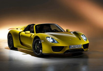 2014 Porsche 918 Spyder Picture, HD Wallpapers - 2014 Porsche 918 Spyder Picture