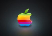 3D Apple Wallpaper, HD Wallpapers - 3D Apple Wallpaper