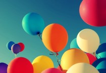 Ballon Photo Background HD Wallpaper - Ballon Photo Background