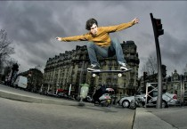 City Skateboard Jumping, HD Wallpapers - City Skateboard Jumping