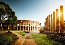Colosseum Scenery Wallpaper Travel HD Wallpapers - Colosseum Scenery Wallpaper