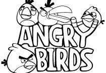 Kids Coloring Pages Angry Birds HD Wallpapers - Kids Coloring Pages Angry Birds