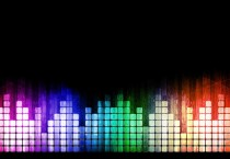 Colorful Music Equalizer Bars Hd Wallpapers - Music Backgrounds
