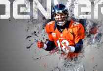 Peyton Manning Denver Broncos Wallpaper, HD Wallpapers - Peyton Manning Denver Broncos Wallpaper