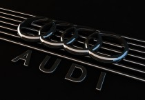 Audi Logo Wallpaper, HD Wallpaper - Audi Logo Wallpaper