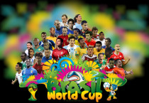 Brazil 2014 World Cup Football Stars, HD Wallpapers - Brazil 2014 World Cup Football Stars