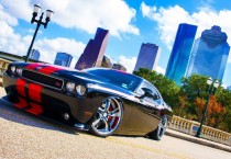 Black And Red Challenger