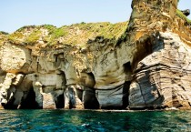 Amalfi Coast Caves In HD