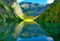 Lake Obersee Germany