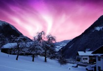 Northern Lights Natural Wonders